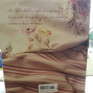 Accents - 2/$20 Nell Hill's Style at Home Coffee Table Book